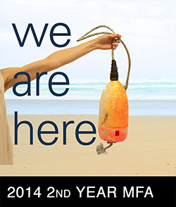 2014 2nd Year MFA