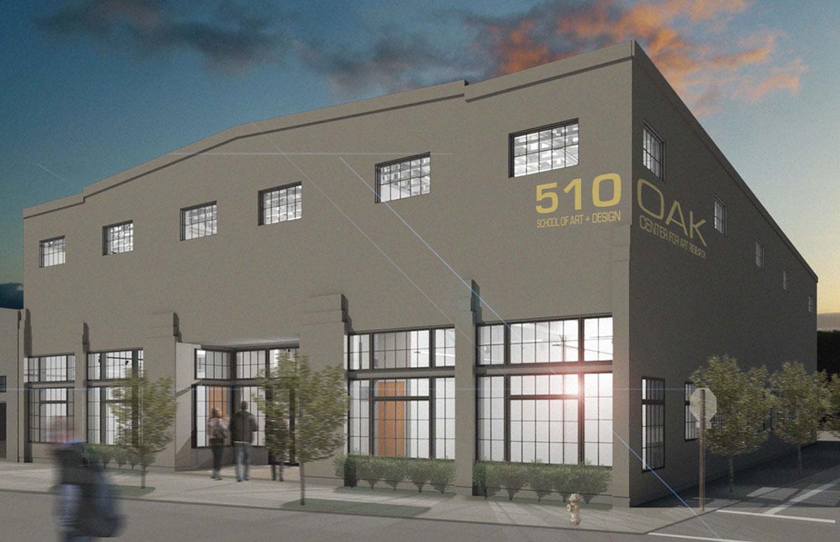 510 Oak rendering