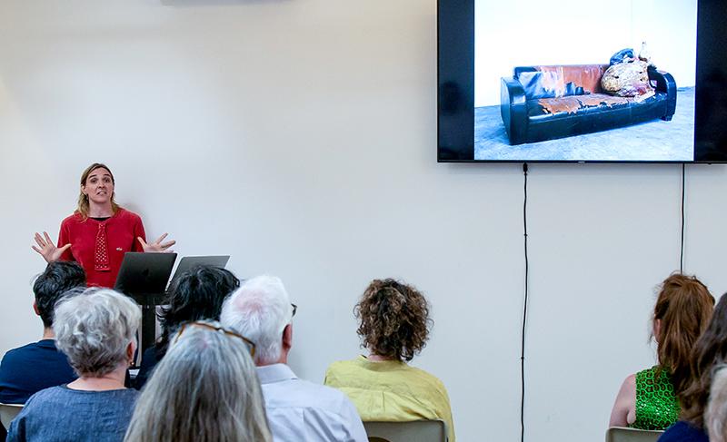 presentation at CFAR