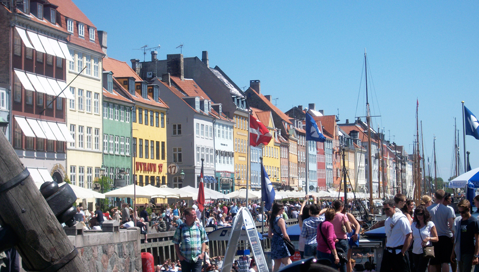 Students can study in Copenhagen as part of the Danish Institute for Study Abroad