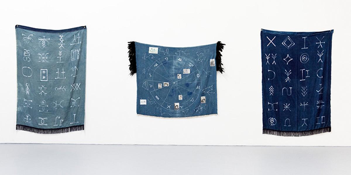 textile art by Alexandria Eregbu