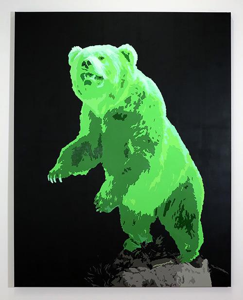 Bear by Megan Foster