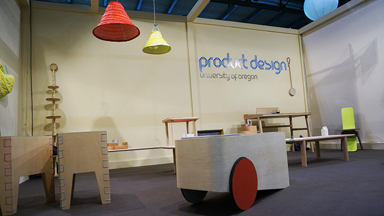 Apply to the Department of Product Design School of Art Design