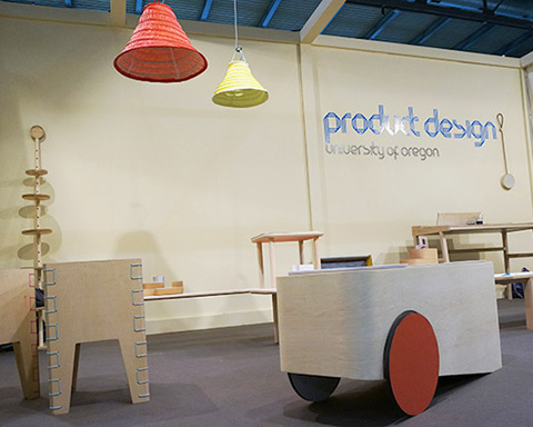 Product Design booth