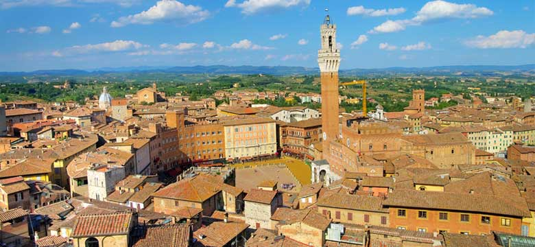 A Tuscan Experience: Studio Art in Siena