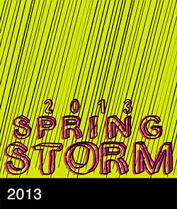 Spring Storm 2013
