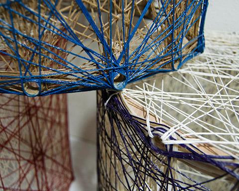 string stools