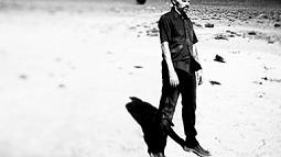 Brad Garner in the High Desert