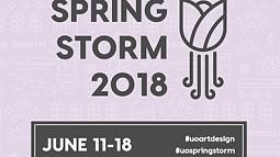 Spring Storm poster