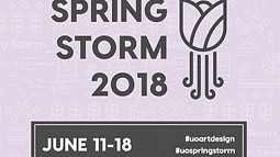Spring Storm poster