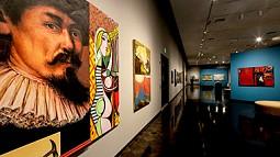 Visual Magic exhibition
