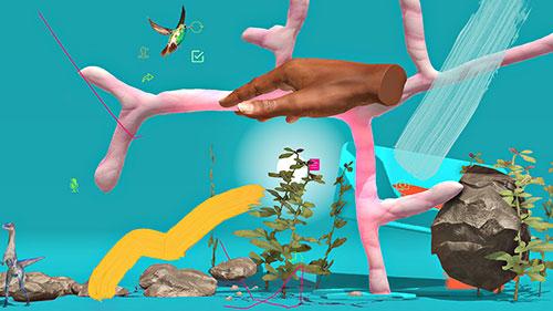 artwork by Theo Triantafyllidis