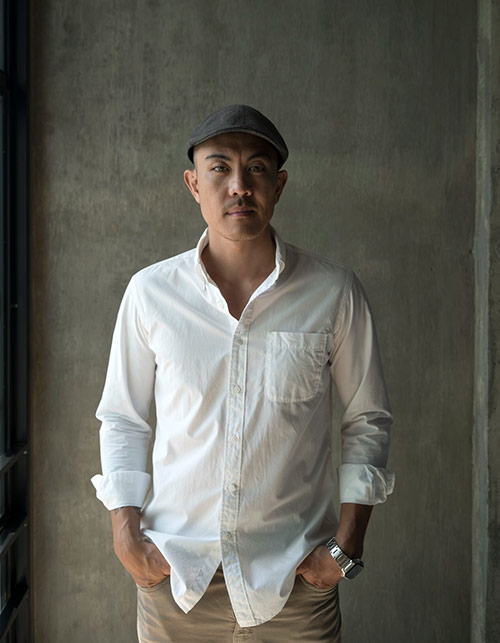 Tuan Andrew Nguyen. Photo credit: Huynh Ngo Van Anh.