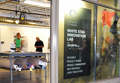White Stag Innovation Lab